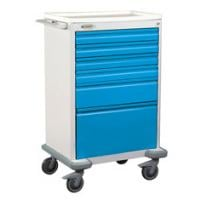 Deluxe Six Drawer Emergency Cart