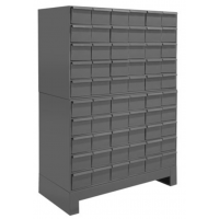 60 drawer cabinet system