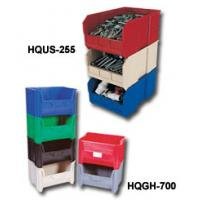Giant Open Hopper Stackable Bins And Storage Systems