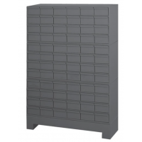 72 drawer cabinet system