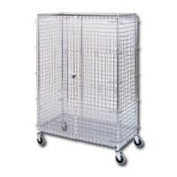 See Thru Security Carts