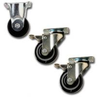 Total Lock Swivel And Rigid Or Stem Casters