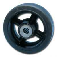 Moldon Rubber Wheels