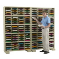 96 inch wide mail sorter