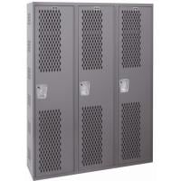 All Welded Single Tier Lockers