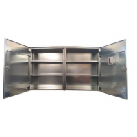 Galvanized Steel Wall Cabinet