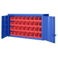 Bigblue 32 Bin Wall Mount Cabinet