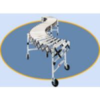 Medium Duty Accordion Style Expandable Roller Conveyors