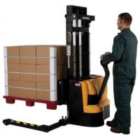 adjustable double mast stacker 2