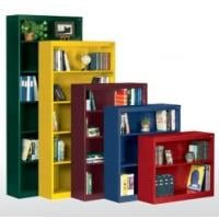 all welded book case