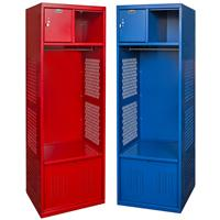 Inexpensive Metal Football Lockers