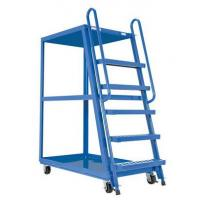cart with ladder
