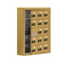 cellphone locker with access panel 4 col wide