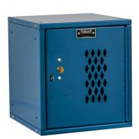 cubix box locker blue