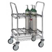cylinder transport cart
