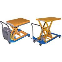 Economy Portable Scissor Lifts