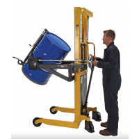 drum lifter rotator transporter