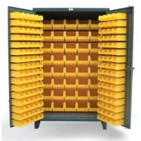 extra heavy duty fully loaded bin cabinet