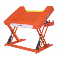 floor level lift and tilt table