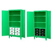 Six Drawer Green Monster Steel Cabinets