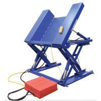 ground lift and tilt tables