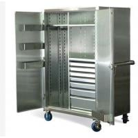 heavy duty stainless steel mobile cabinet