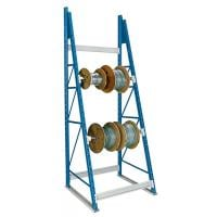in stock reel rack