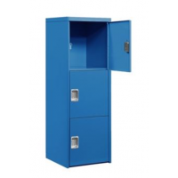 in stock triple tier lockers