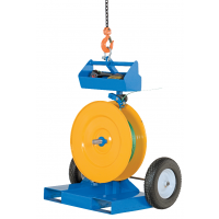 industrial strapping cart 1
