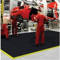 interlocking grese resistant mat