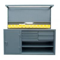 StrongHold Ultimatework Area Cabinet Workstation