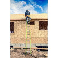 lightweight extension ladder
