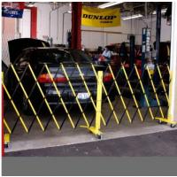 medium height auto shop portable gate