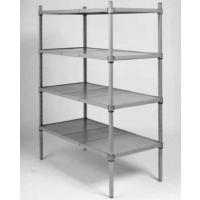 plasteel solid shelving