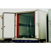 Delivery Truck Strip Doors
