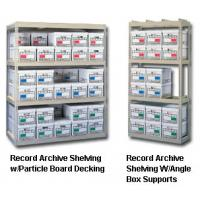 Record Storage Shelving