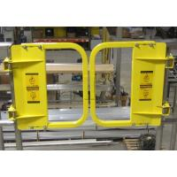 self closing double swing gates