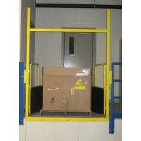 self closing mezzanine pallet gate