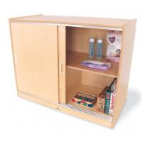 sliding door floor cabinet