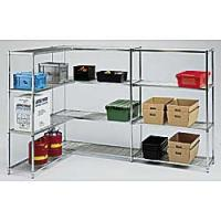 Amco Ii Heavy Duty Wire Shelving