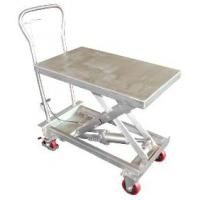 Stainless Steel Mobile Scissor Lifts