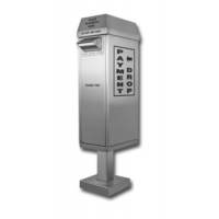 stainless steel payment box