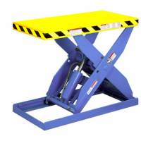 standard scissor lift table