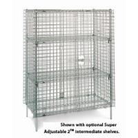 Metro Super Erecta Security Storage Units