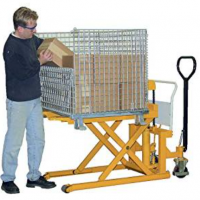 tall skid lifter