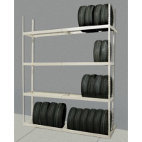 tire shelving racks 2.0
