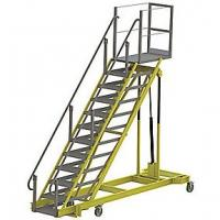 triarc adjustable height ladder
