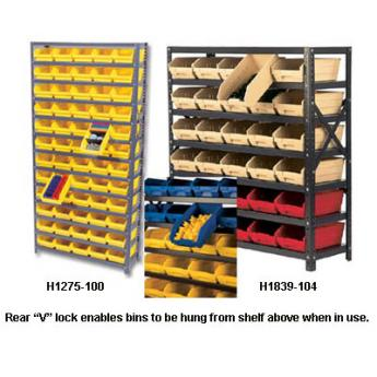 Shelf Bin Units