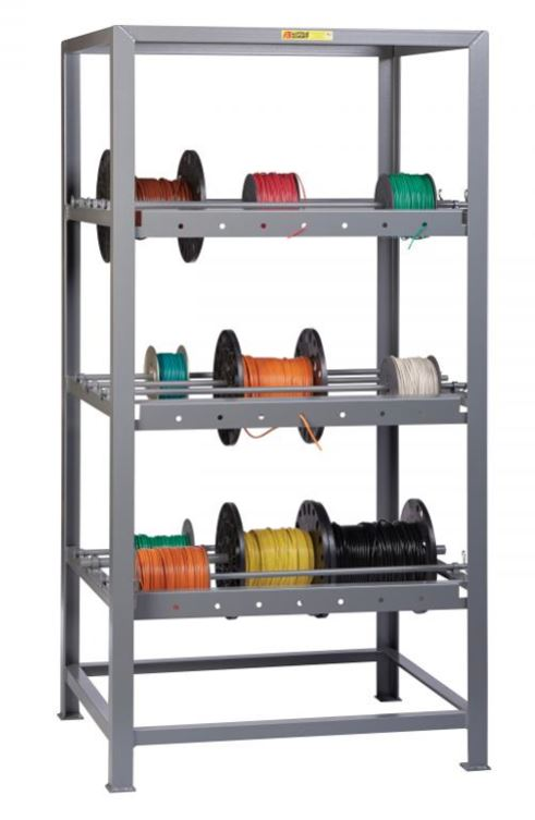 all welded reel rack