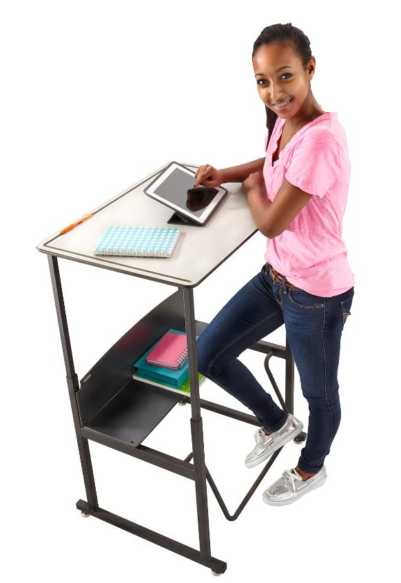 alphabetter sit stand desk